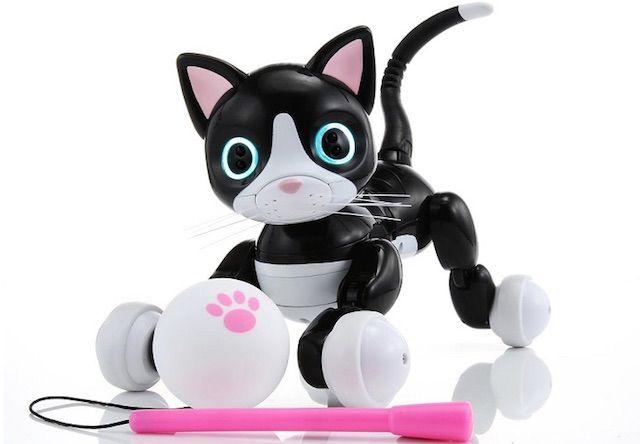 タカラトミーが猫型ロボット「ウ~ニャン」を4月に発売!