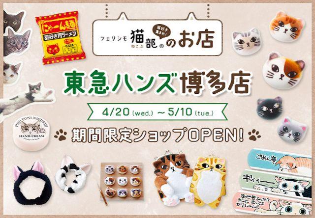 フェリシモの限定ショップが渋谷、池袋、東京駅、博多に登場
