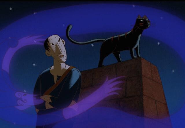 映画:パリ猫ディノの夜