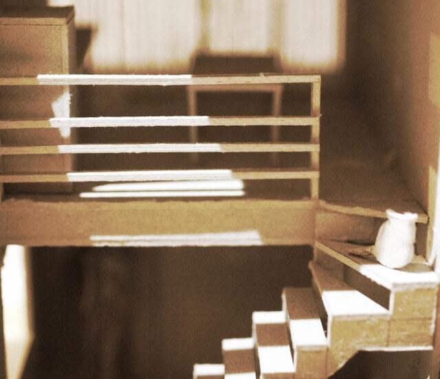 マウハウス世田谷 賃貸部屋の模型2