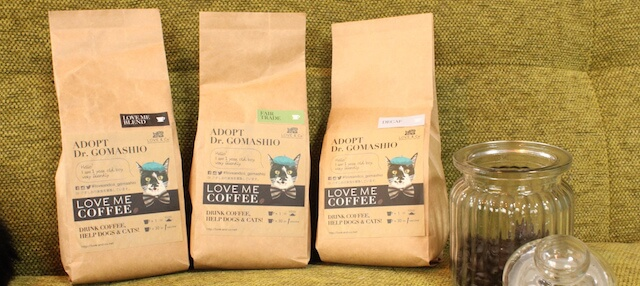 LOVE & Co.のコーヒー豆