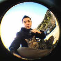ネコ写真家の森永健一(モリケン)さん