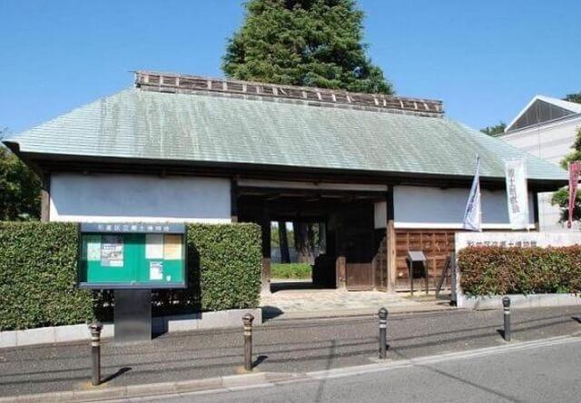 杉並区の郷土博物館