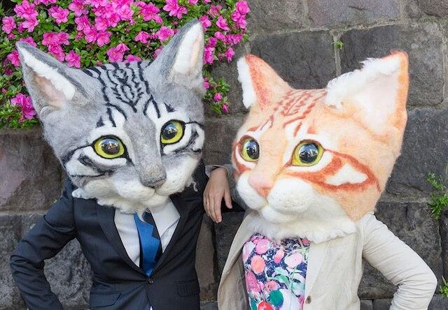 あの「リアル猫ヘッド」が1個60万円で一般販売されたにゃ