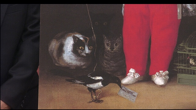 猫の絵画2