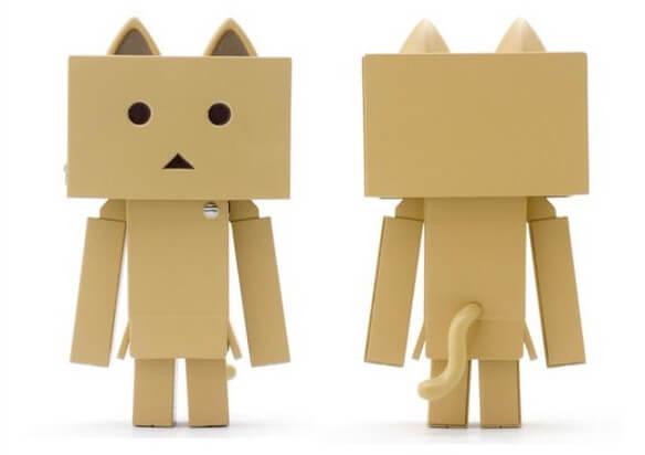 ダンボーの猫バージョン「ニャンボー」