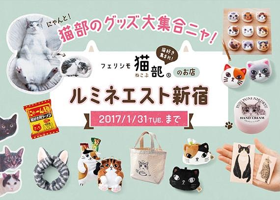 フェリシモ猫部ショップ ルミネエスト新宿