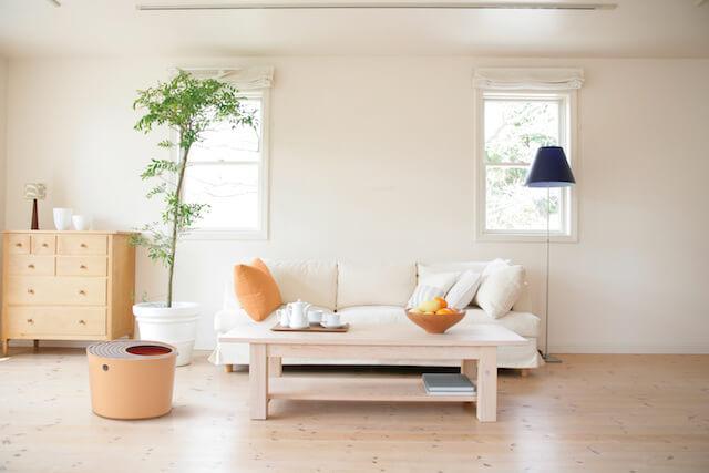 部屋の雰囲気に馴染みやすいデザイン
