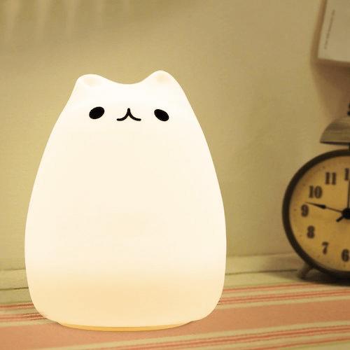 猫型ランプの人気猫