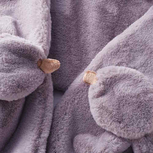 猫のひげ袋ネックウォーマーはマグネット付き