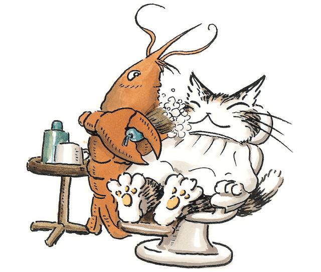 「猫のダヤン ふしぎ劇場」イメージ1