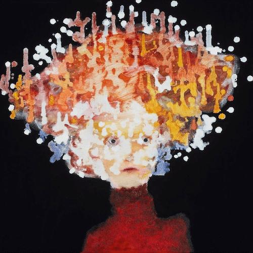 画家・田中千智さんの作品