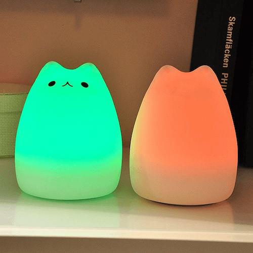 猫型ランプの発光パターン3