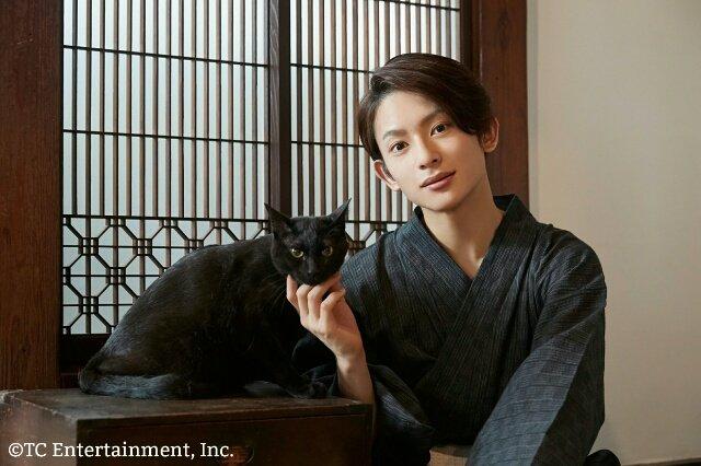 橋本祥平×黒猫