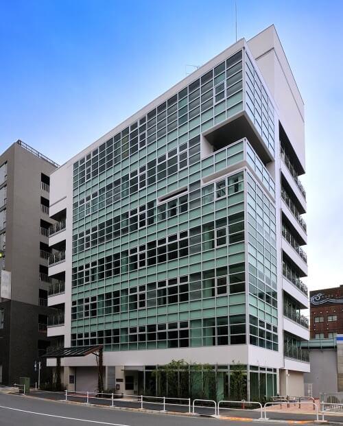 新宿区戸塚地域センターの外観