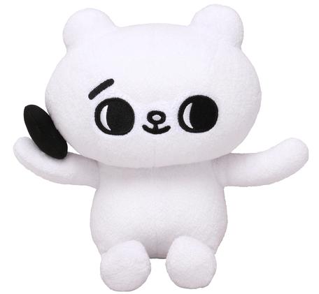 台湾生まれの猫キャラクター、爽爽猫(そうそうねこ)