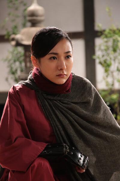 陽炎太の幼馴染で修行仲間役を演じる藤本泉さん