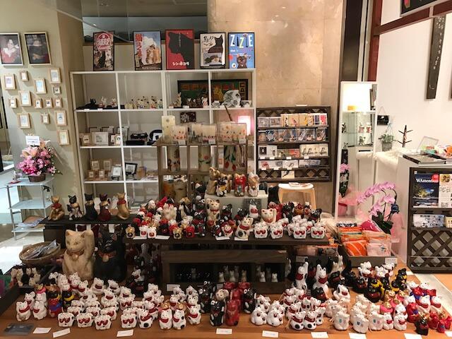 NECOL鎌倉の店内写真