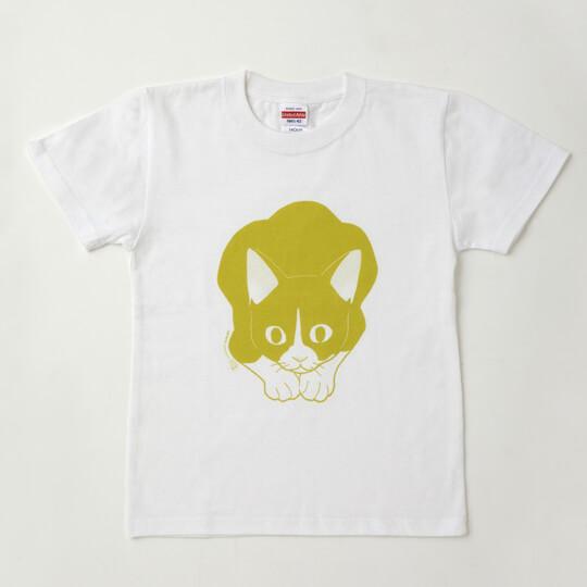 新久千映の猫漫画「ねこびたし」をデザインしたTシャツ