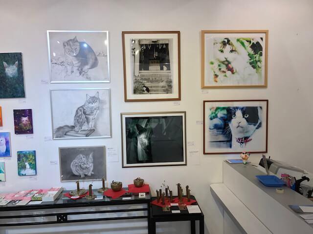 「パリ・NEKO・コレクション」の猫写真やイラスト