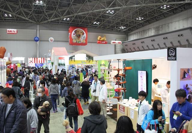 日本最大のペットイベント、第7回インターペットが3/30から開催