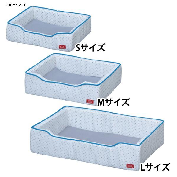 アイリスプラザの夏用猫ベッド、クールウレタンベッド(角型)の商品イメージ