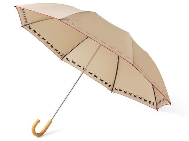 ニャンブレラの折りたたみ傘