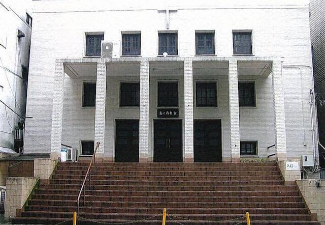 日本キリスト教団島之内教会