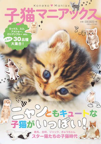 子猫マニアックス
