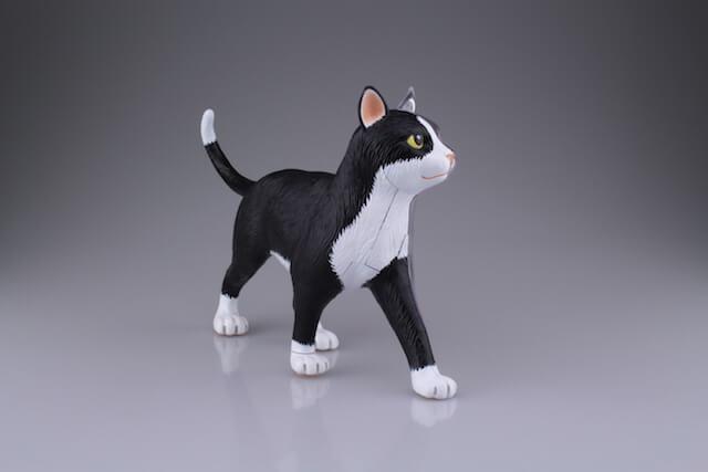 リアルな猫の動物模型