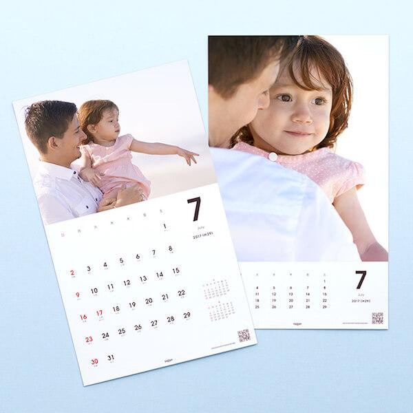 横写真&縦写真でもカレンダーが作れる「TOLOT」(トロット)