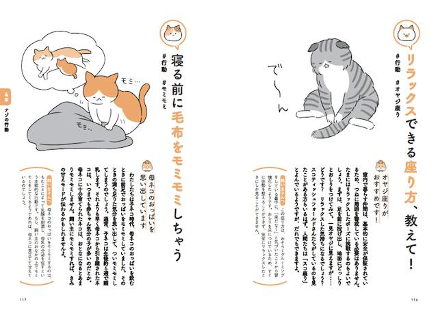 第四章 ナゾの行動:書籍「飼い主さんに伝えたい130のこと ネコがおしえるネコの本音」