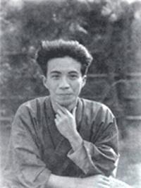 大佛次郎の写真(1925年、28歳時)