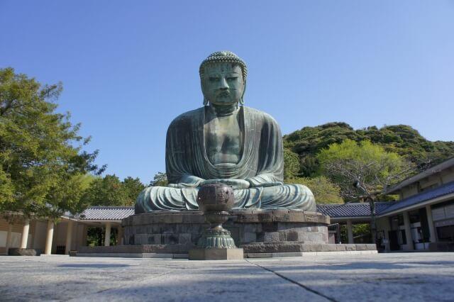鎌倉大仏のイメージ写真
