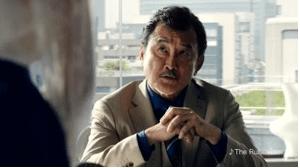 吉田鋼太郎 by ワイモバイルのテレビCM「ズキュン!」シリーズ