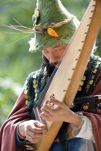 地球音楽士の「宗田悠」