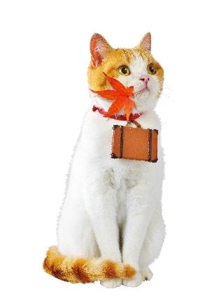 じゃらんの猫キャラ「にゃらん」