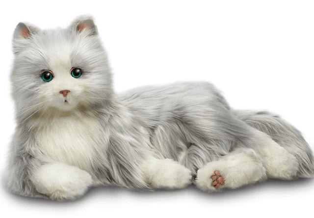 高齢者の心を癒やす「ネコ型ロボット」