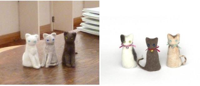 猫毛人形教室