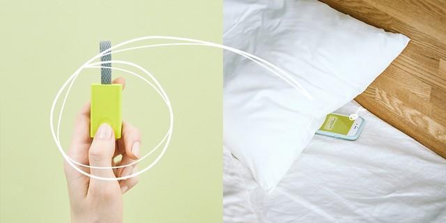 スマートタグからスマホアプリを鳴らすことも可能