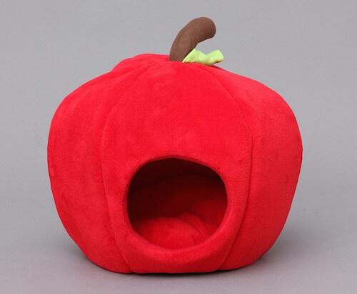 デザインベッド:りんご