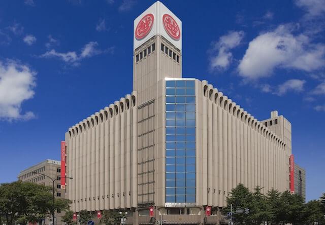札幌三越の外観