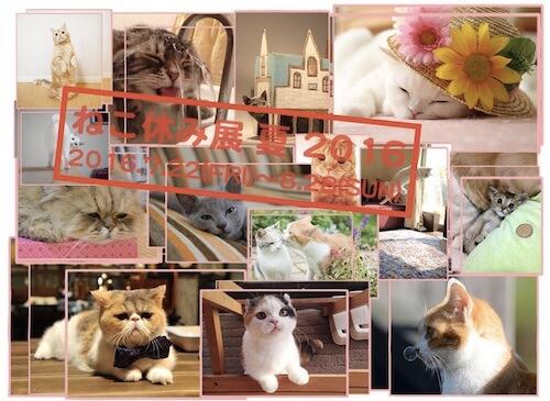 500点以上の猫作品を展示