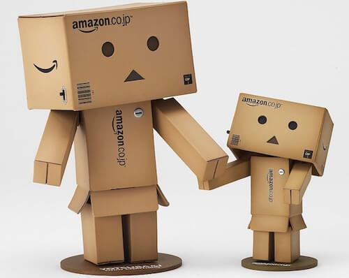 Amazon×ダンボーのコラボ