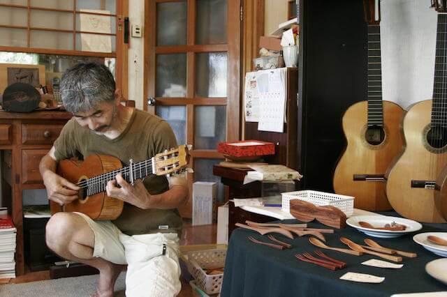 田中ギター工房