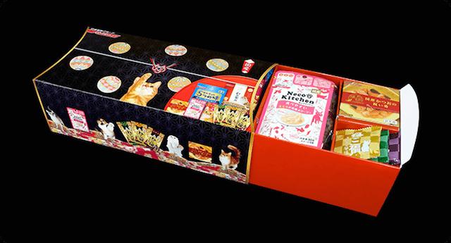 日清ペットフード「ねこちゃんのお食事詰め合わせ」