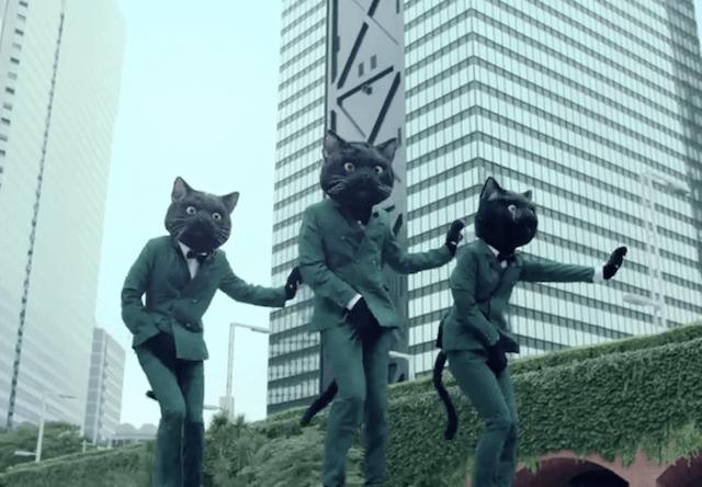 ヤマト運輸、40周年を記念して猫ふんじゃったビデオを公開