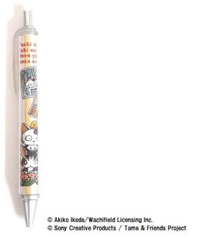 タマ&フレンズと猫のダヤンの「非売品ボールペン」