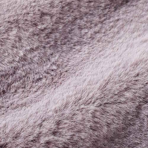 滑らかな手触りの猫のひげ袋ネックウォーマー