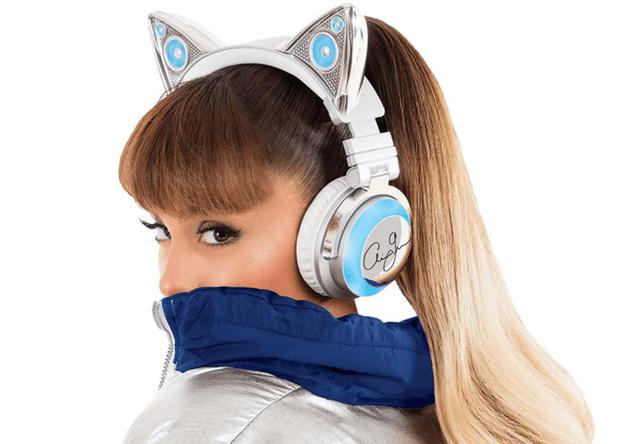 ネコ耳型のワイヤレスヘッドフォン「AXENT WEAR」国内販売開始